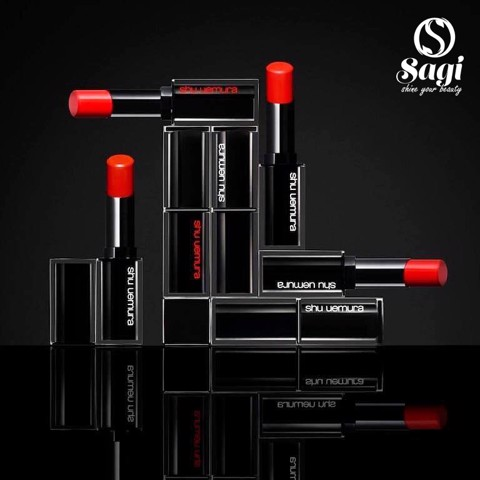 Son Shu Uemura Rouge Unlimited Amplified Matte Lipstick.2019