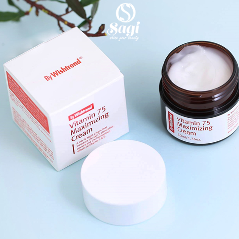 Kem dưỡng By Wishtrend Vitamin 75 Maximizing
