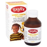 Tixylix honey and lemon (1y+, 100ml)