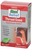 Real Relief Throat Ease (thuốc ho người lớn Canada) 250ml