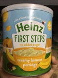 Heinz First Steps Creamy Banana Poridge - 4m+
