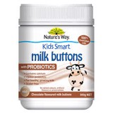 Milk Buttons with Probiotics