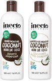 Inecto Shampoo and Conditioner 500ml