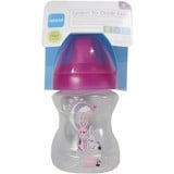 Mam learn to drink cup pink 190ml -coc tap uong Mam mau hong 190ml