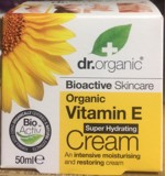 Dr Organic Vitamin E cream