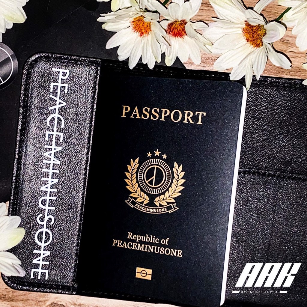 PMO COVER PASSPORT