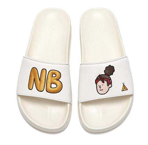 NB X JEON SLIPPERS