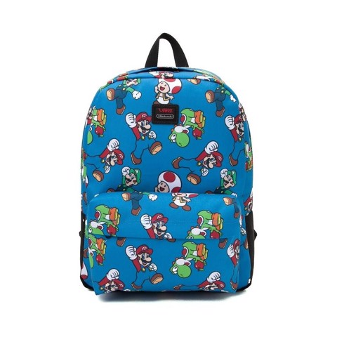 VANS X NINTENDO BACKPACK