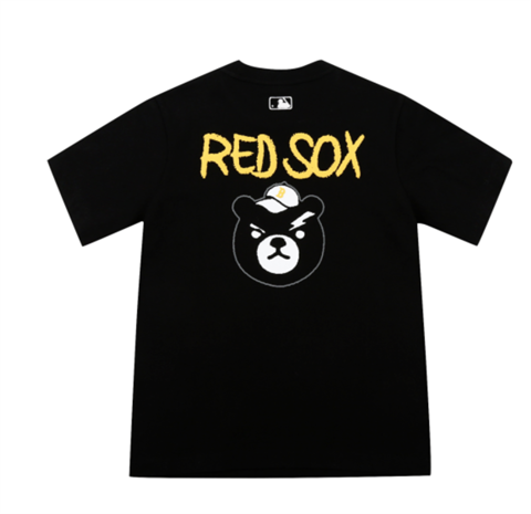 MLB MEGA BEAR SHORT SLEEVE BOSTON RED SOX TEE