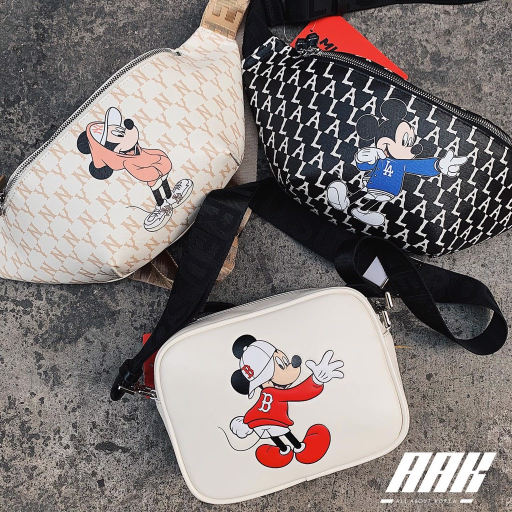 MLB X MICKEY SHOULDER BAG