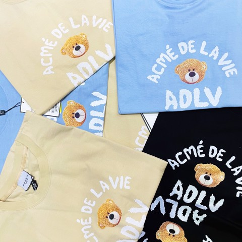 ADLV TEDDY TEE - BLUE