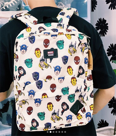VANS X MARVEL BACKPACK