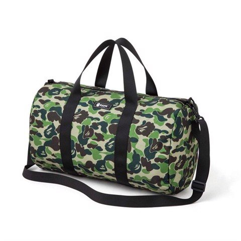 BAPE BOSTON CAMO BAG SS2020