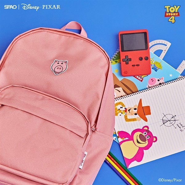 SPAO X TOYSTORY BACKPACK
