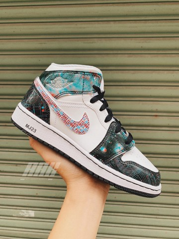 JORDAN 1 MID SE TAKE FLIGHT