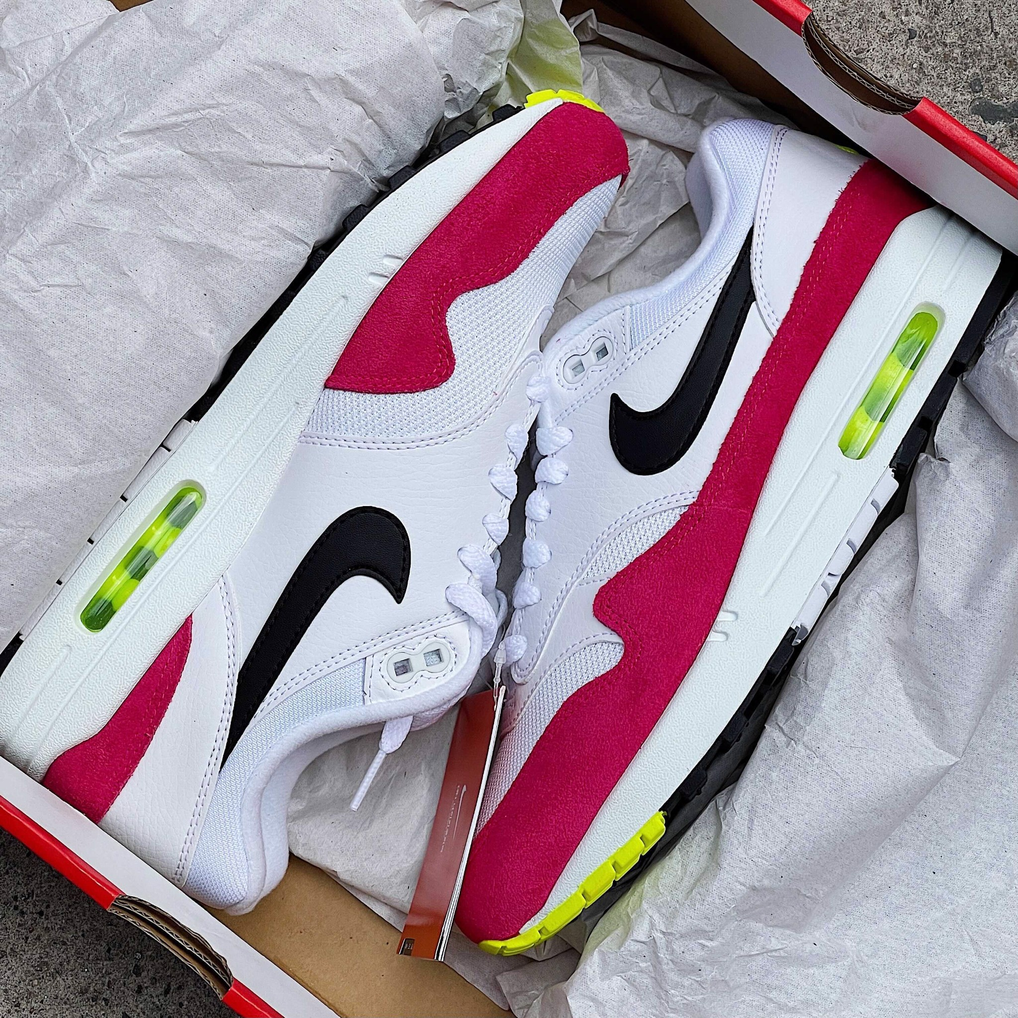 NIKE AIR MAX 1 - FULL BOX