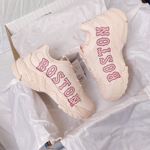 MLB BOSTON BABY PINK