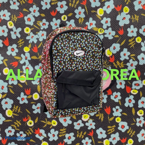 NIKE BACKPACK FLOWERS
