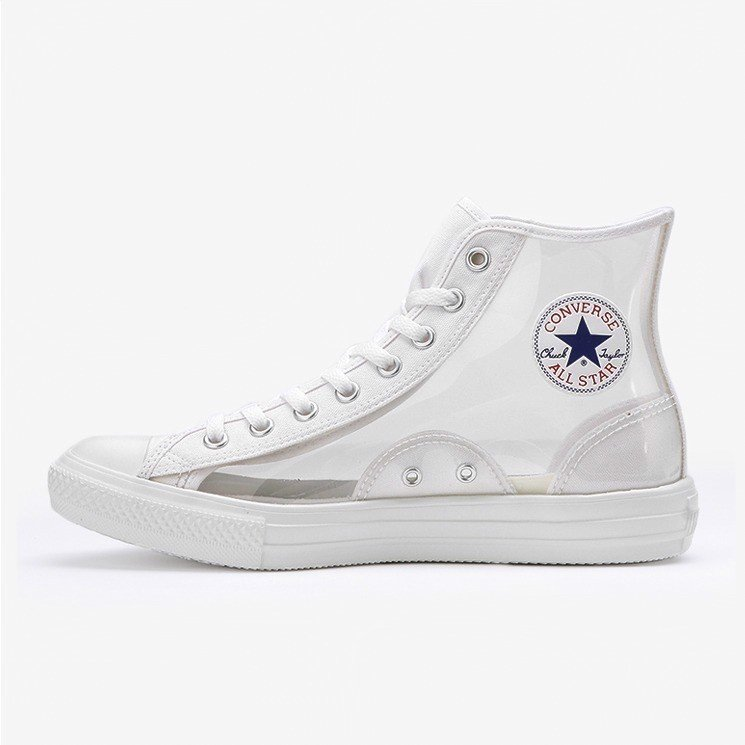 CONVERSE LIGHT CLEAR MATERIAL