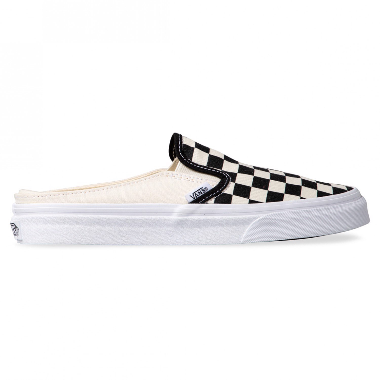 VANS CHECKER SLIP-ON MULE