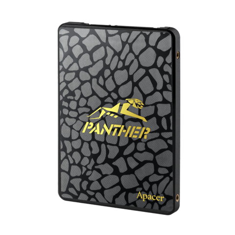 SSD Apacer Panther AS340 120GB 2.5-inch SATA III (Đọc/Ghi: 550/500 MB/s)