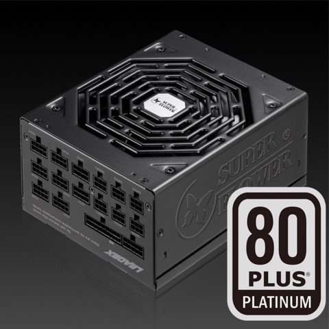 Nguồn SuperFlower LEADEX SE Platinum 1000W