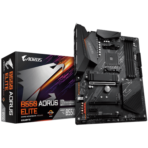 GIGABYTE B550 AORUS ELITE AM4