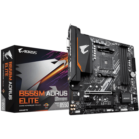 GIGABYTE B550M AORUS ELITE AM4
