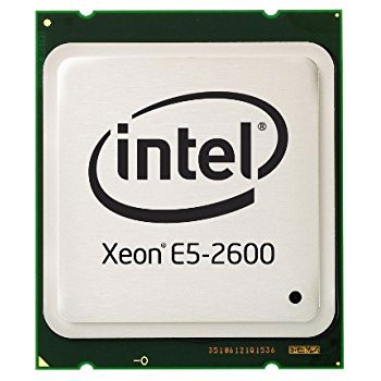 Intel Xeon E5 2670 / 2.6GHz turbo 3.30GHz / 8 Cores 16 Threads