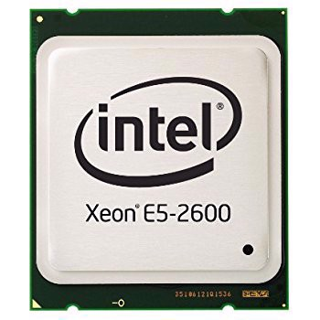 Intel Xeon E5 2658v2 / 2.40GHz turbo 3.00GHz / 10 Cores 20 Threads