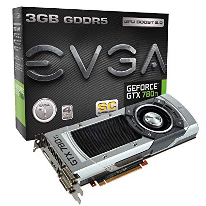 EVGA GTX 780 Ti Founders Edition 3GB