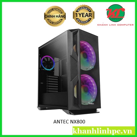 ANTEC NX800 - NEW BEST CHOICE IN RANGE