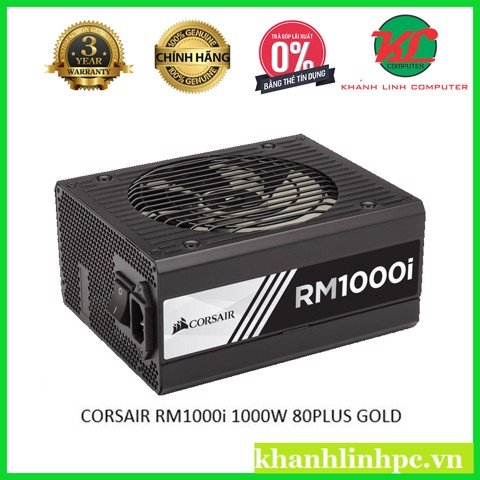 CORSAIR RM1000i 1000W 80PLUS GOLD