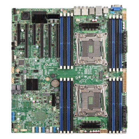 Intel DBS2600CW2R - Workstation Dual Xeon 2011 v3/v4