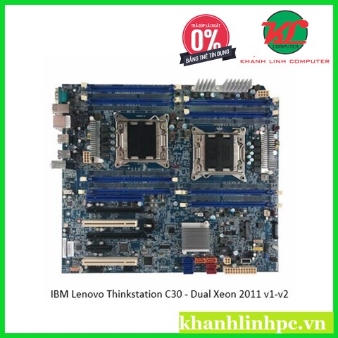 IBM Lenovo Thinkstation C30 - Workstation Dual Xeon 2011 v1