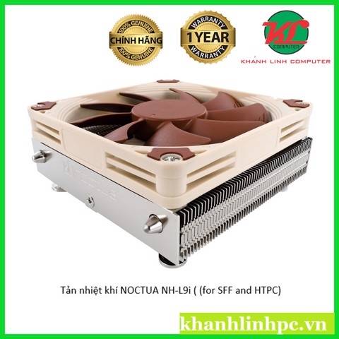 Tản nhiệt khí NOCTUA NH-L9i ( (for SFF and HTPC)
