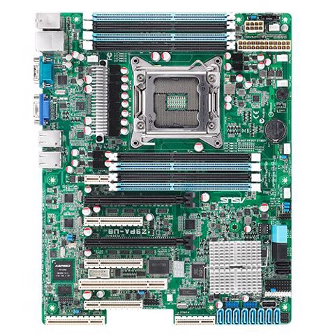 Asus Z9PA-U8 - Workstation Mainboard 2011v1v2