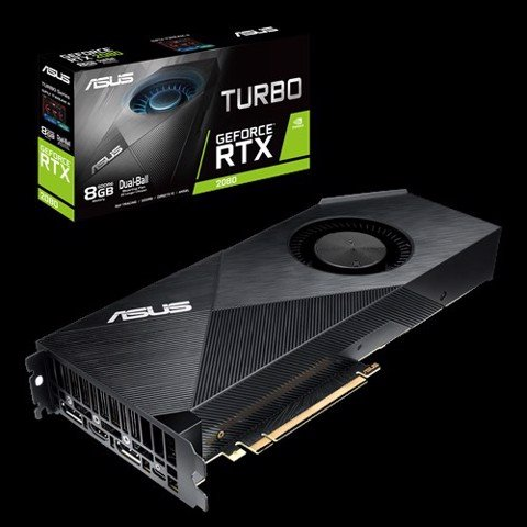 ASUS RTX 2080 TURBO 8GB