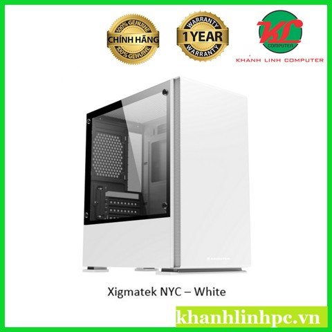 Xigmatek NYC – White