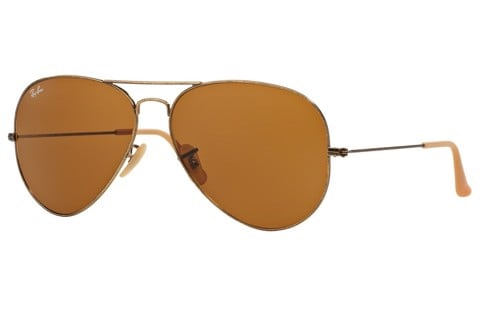 KÍNH MÁT NAM RAY-BAN AVIATOR DISTRESSED S-RAY 3025-177/33(58IT)