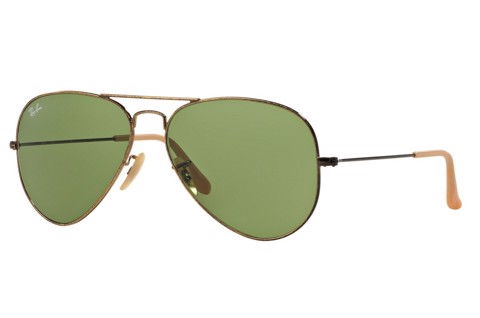 KÍNH MÁT NAM RAY-BAN AVIATOR DISTRESSED S-RAY 3025-177/4E(62IT)