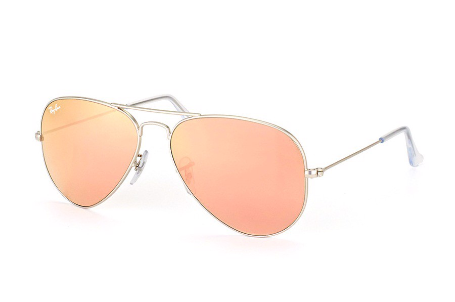 KÍNH MÁT UNISEX RAY-BAN AVIATOR FLASH LENSES S-RAY 3025-019/Z2(58IT)