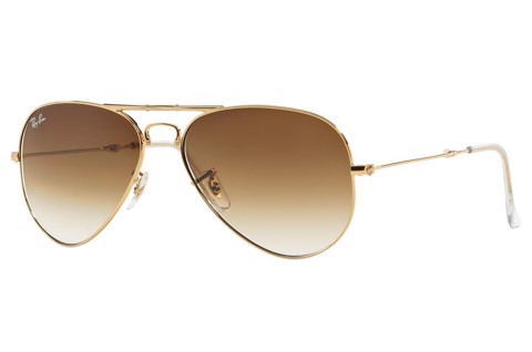 KÍNH MÁT NAM RAY-BAN AVIATOR FOLDING S-RAY 3479-001/51(58IT)