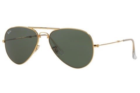 KÍNH MÁT NAM RAY-BAN AVIATOR FOLDING S-RAY 3479-001(58IT)