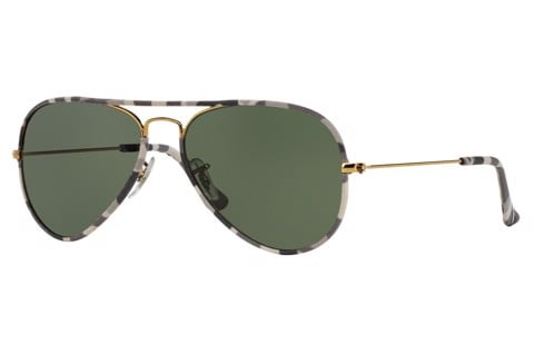 KÍNH MÁT NAM RAY-BAN AVIATOR FULL COLOR S-RAY 3025JM-171(58IT)