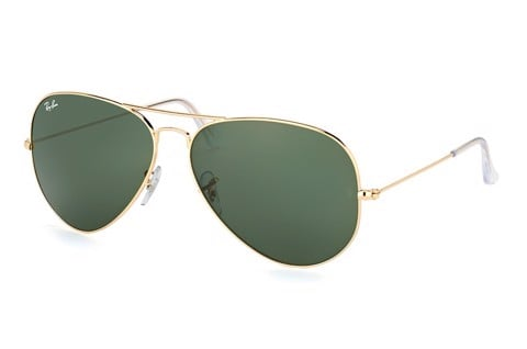 KÍNH MÁT NAM RAY-BAN AVIATOR LARGE METAL II S-RAY 3026-L28/46(62IT)