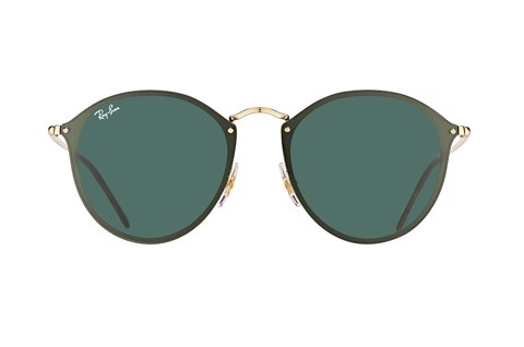 KÍNH MÁT UNISEX RAY-BAN BLAZE ROUND RB3574N-001/71(59IT)
