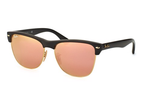 KÍNH MÁT NAM RAY-BAN CLUBMASTER OVERSIZED FLASH LENSES S-RAY 4175-877Z2(57IT)