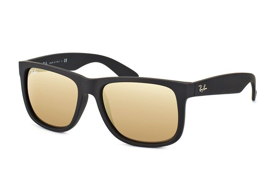 KÍNH MÁT UNISEX RAY-BAN JUSTIN COLOR MIX S-RAY 4165F-622/5A(58IT)