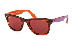KÍNH MÁT UNISEX RAY-BAN ORIGINAL WAYFARER BICOLOR S-RAY 2140F-1177/2K(52IT)